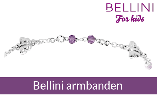 Bellini for kids - zilveren kinderarmbanden