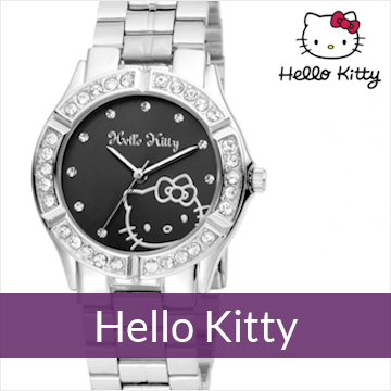 Hello Kitty kinderhorloges