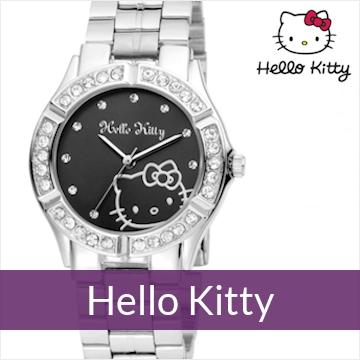 Hello Kitty kinderhorloges